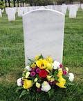Elegant Memorial Bouquet