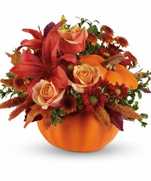 Autumn's Joy Fall Bouquet