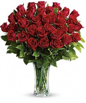Three Dozen Roses - Conklyn's Flowers Nationwide