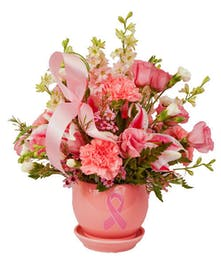 Think Pink - Conklyn's Flowers Nationwide
