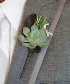 Boutonnieres For Him