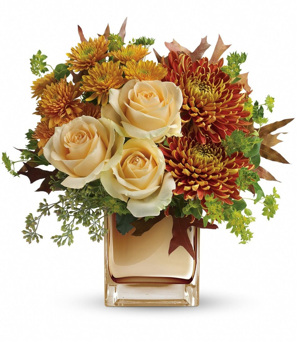 Autumn romance floral bouquet arlington va fall flower delivery autumn romance fall floral arrangement izmirmasajfo