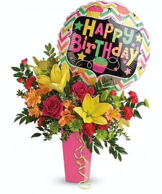 Birthday Flowers Gifts Delivery Alexandria Arlington VA