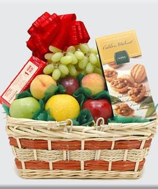 Brighten Up Fruit Basket