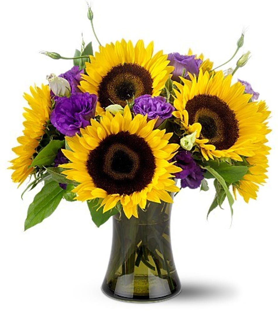 Smile Awhile - Floral Bouquet - Conklyn's Flowers