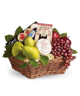 Fruit Gift Baskets Delivery Alexandria Arlington VA Same Day