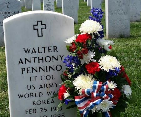 Arlington Cemetery Tributes