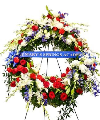 Presentation Wreath